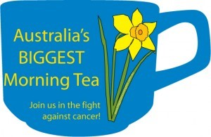 the biggest morning tea